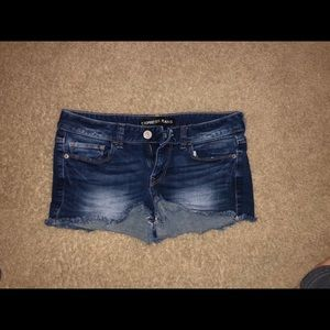 Express women's shorts